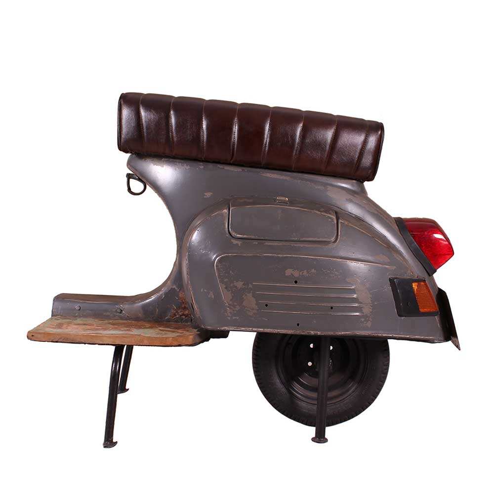 Tresenhocker im Roller Design Industry Style