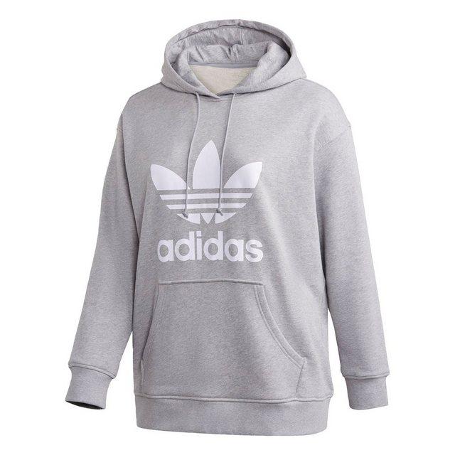 """adidas Originals Kapuzenpullover """"Trefoil Hoodie - Große Größen"""""""