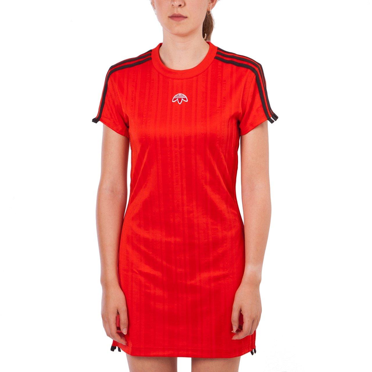 adidas by Alexander Wang AW Dress W (Rot / Schwarz)