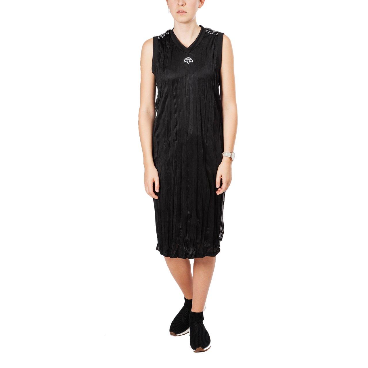 adidas by Alexander Wang AW Tank Dress W (Schwarz)