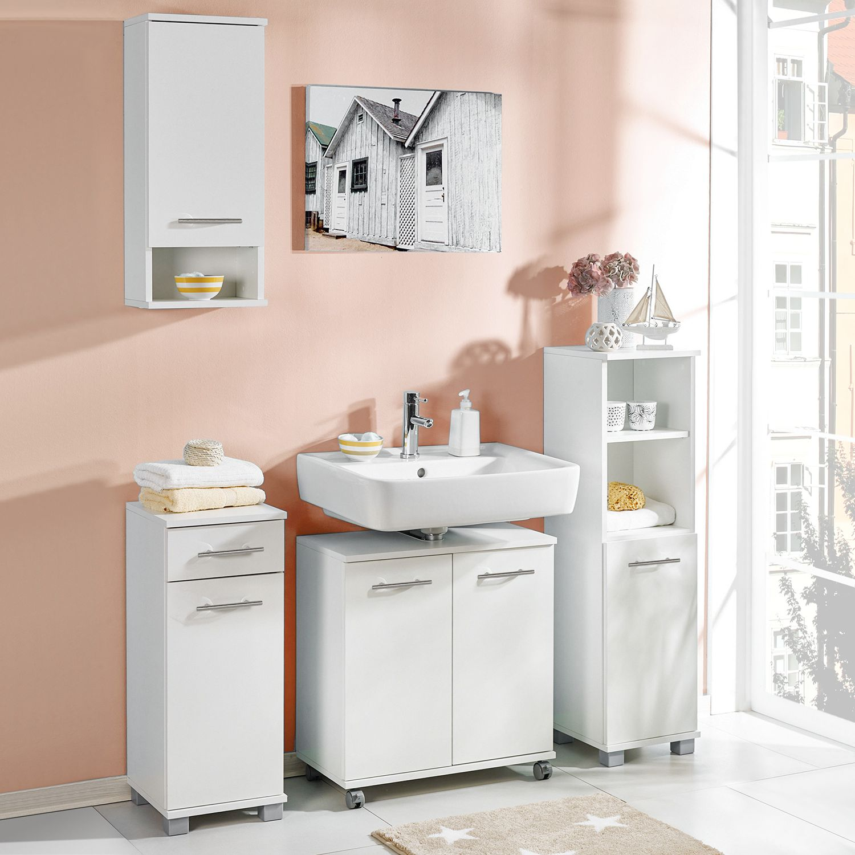 home24 Badezimmer-Set Negril (4-teilig)