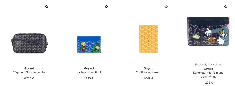 Goyard portemonnaie Goyard tasche herren Goyard online shop Goyard card holder Goyard Shopper Damen