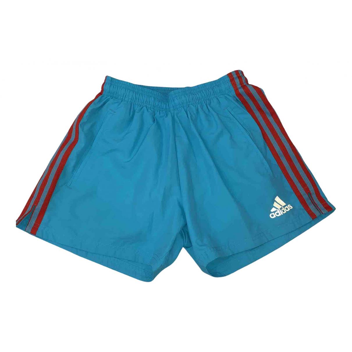 Adidas X Gosha Rubchinskiy N Blue Shorts for Men S International