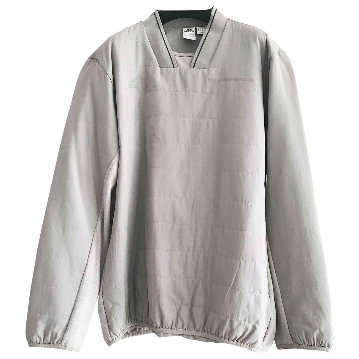 Adidas X Gosha Rubchinskiy N Grey Knitwear & Sweatshirts for Men L International
