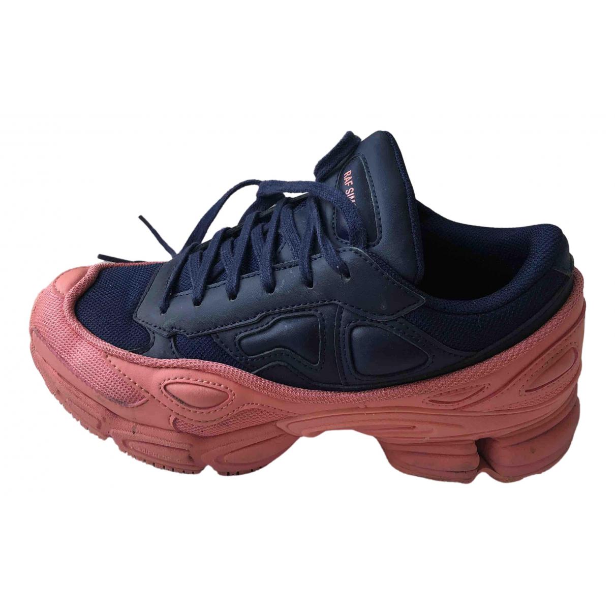 Adidas X Raf Simons Ozweego 2 Pink Trainers for Women 37 EU