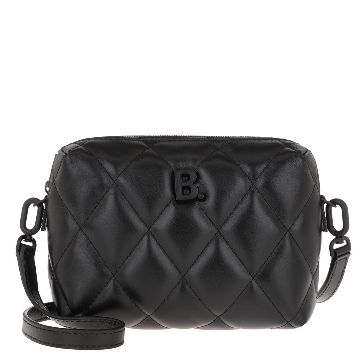 Balenciaga Umhängetasche - XS Touch Camera Bag Black - in schwarz - für Damen