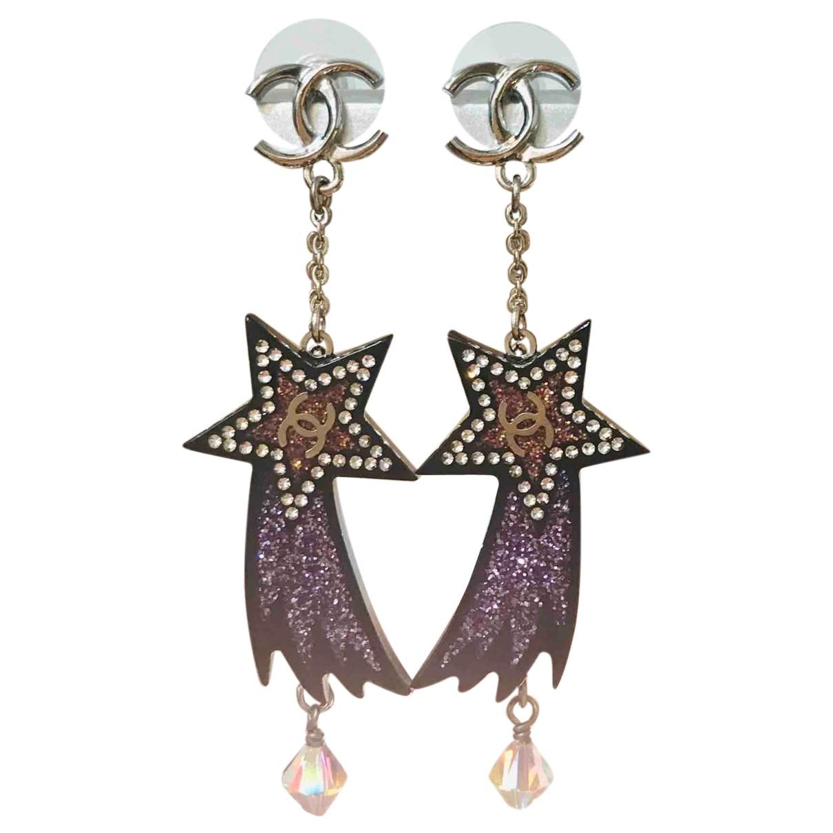 Chanel CHANEL Multicolour Earrings for Women N