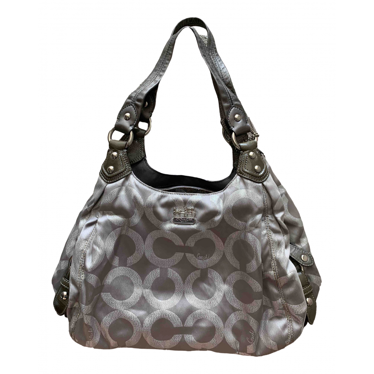 Coach Edie Metallic handbag for Women N