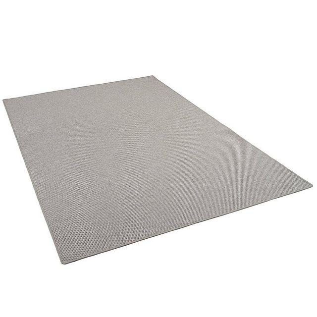 """Designteppich """"Natur Flachgewebe Teppich Bentzon"""", Snapstyle, Rechteckig, Höhe 5 mm"""