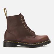Dr. Martens Men's 1460 Ambassador Soft Leather Pascal 8-Eye Boots - Cask - UK 7