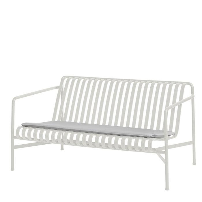 Hay Sitzkissen für Palissade Lounge Sofa Hellgrau