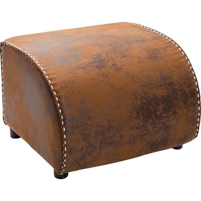 "KARE Sessel ""Ritmo"", Bezug: 90 % Polyester, 5 % Baumwolle, 5 % Polyurethan, Fuß/Füße: Birke Massivholz lackiert, Polsterung: Polyurethan"