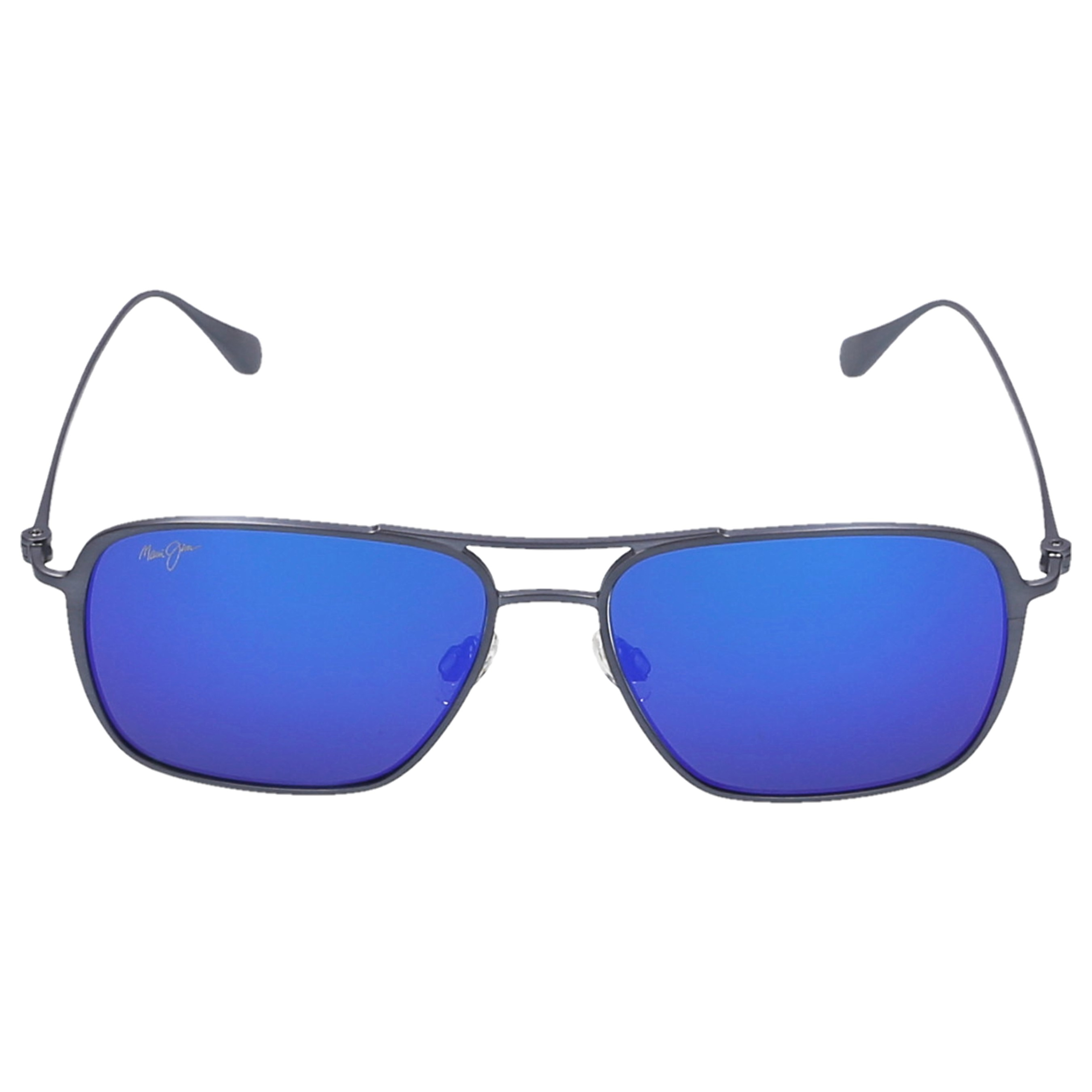 Sonnenbrille Aviator BEACHES 27A Titan grau