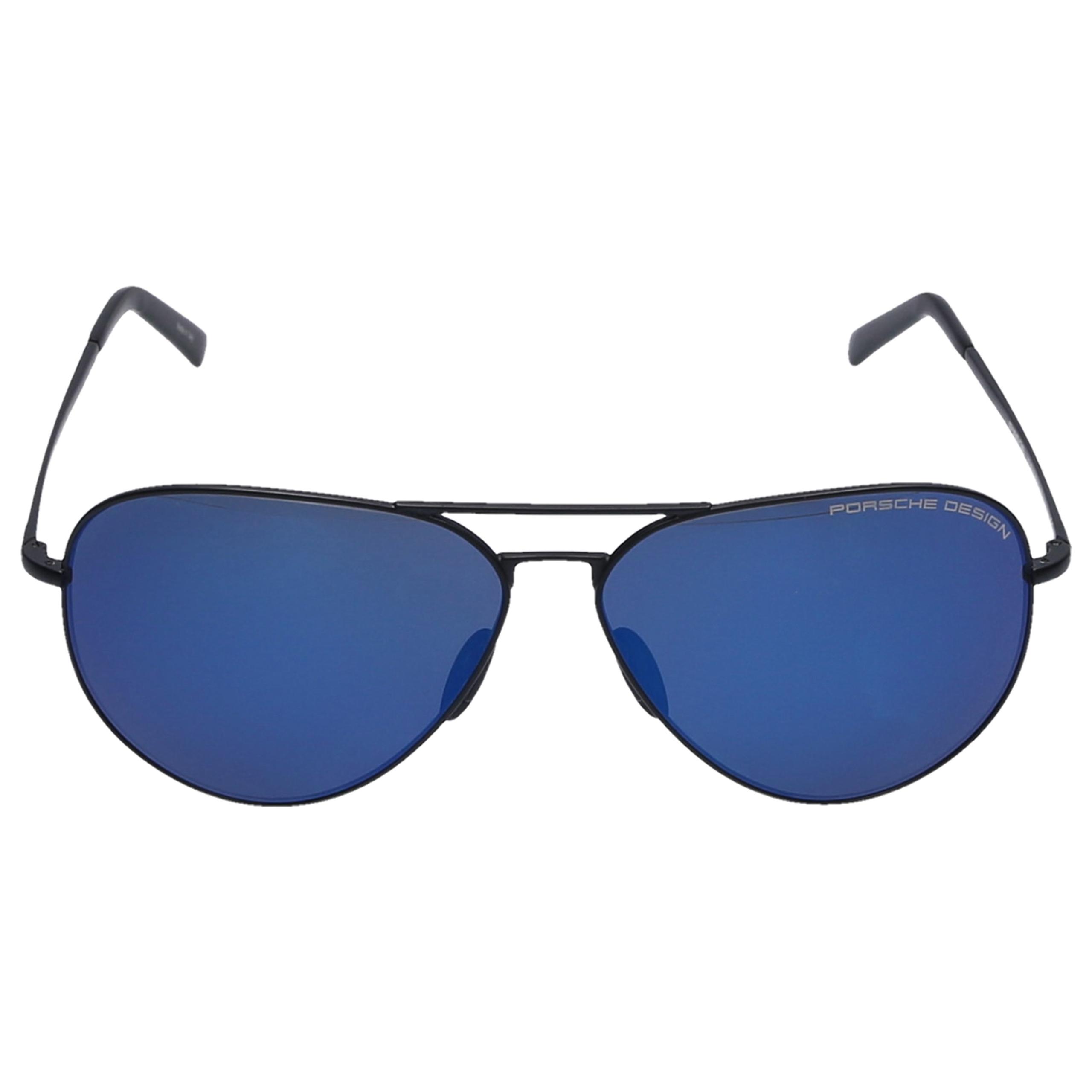 Sonnenbrille Aviator P8508 P 62/12 Metall schwarz