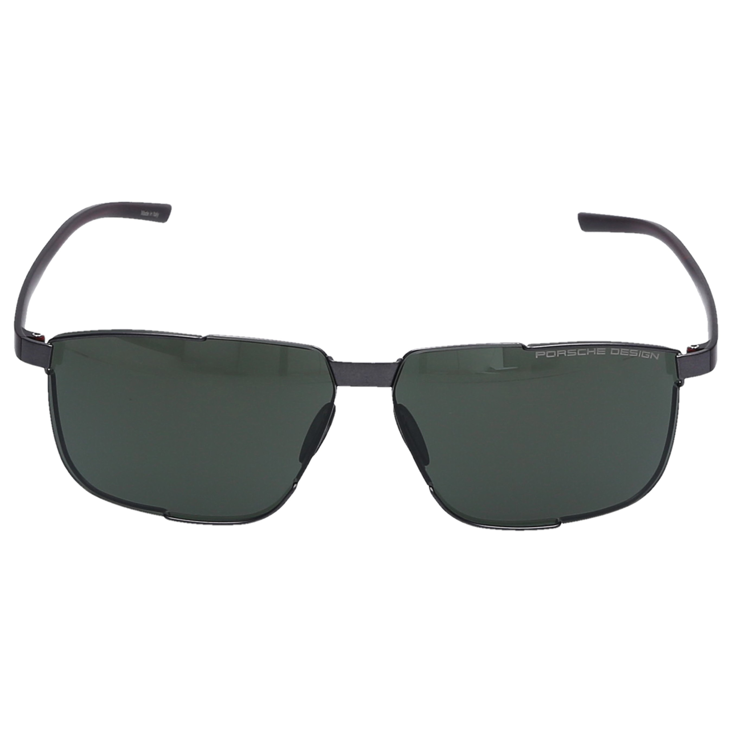 Sonnenbrille D-Frame P8680 C 64/12 Acetat rot