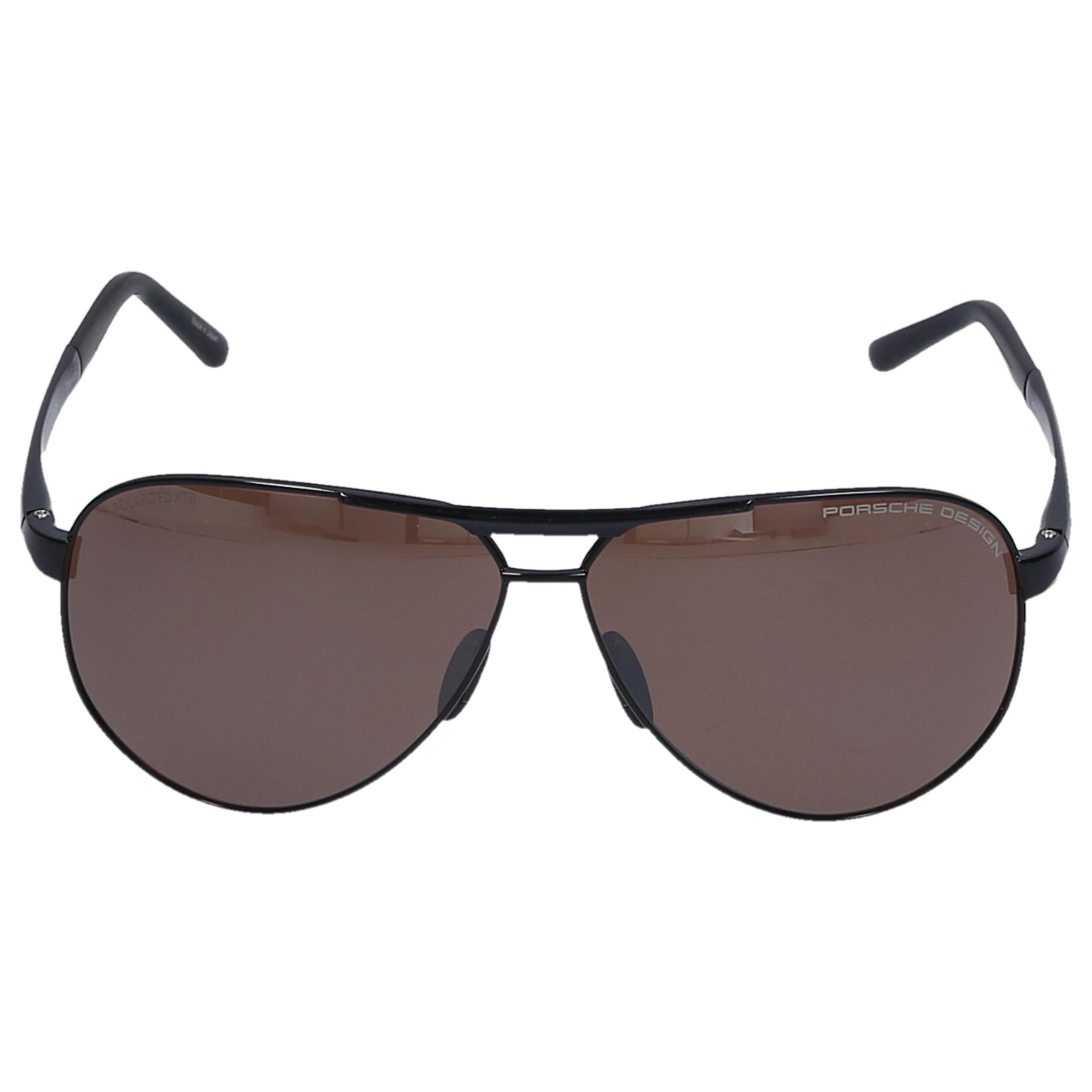 Sonnenbrille P8649 J 62/12 Titanium schwarz
