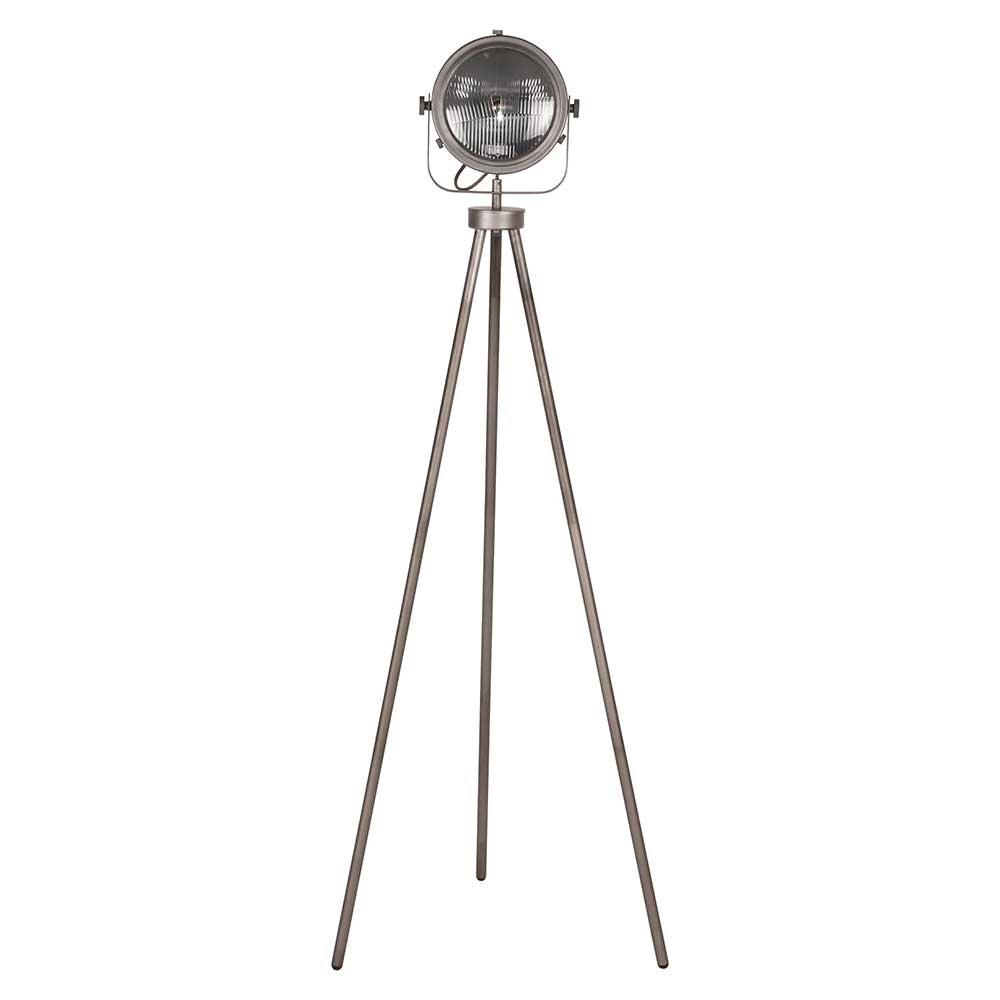Stehlampe in Scheinwerfer Optik 150 cm hoch