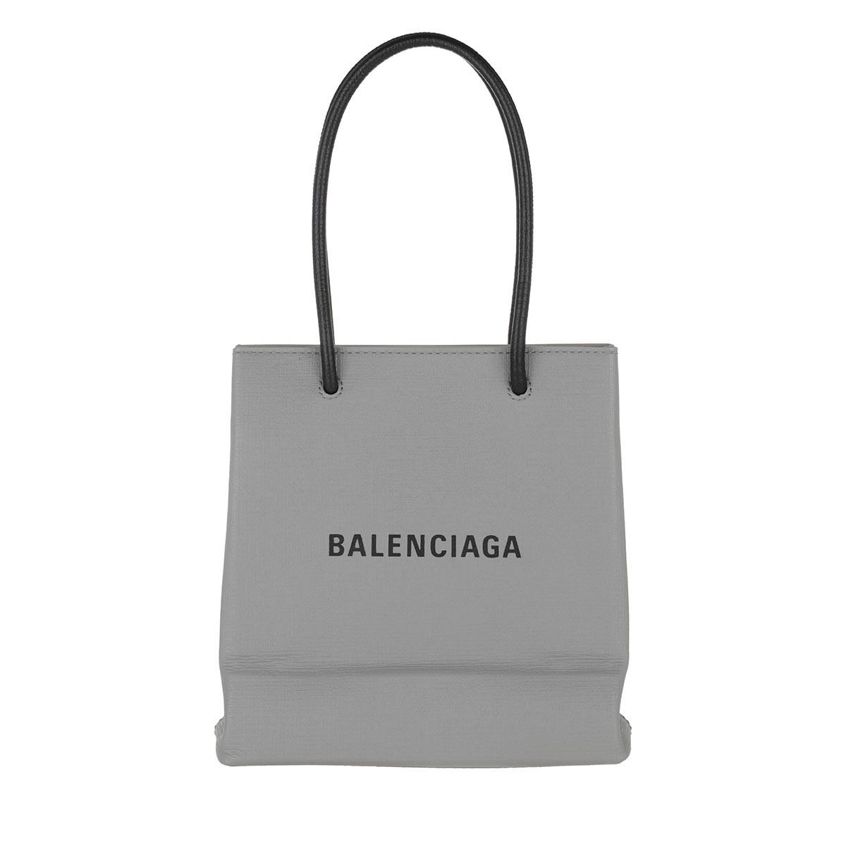 Tote XS Shopping Bag Grey grau