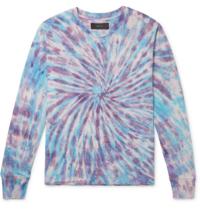 AMIRI - Tie-Dyed Cotton-Jersey T-Shirt - Men - Multi