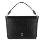 Aigner Satchel Bag - Crossbody Bag Black - in schwarz - für Damen