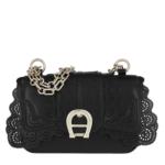 Aigner Umhängetasche - Crossbody Bag Black - in schwarz - für Damen