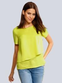 Alba Moda Bluse in sommerlich softer Farbstellung