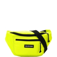 Balenciaga 'Explorer' Gürteltasche - Gelb