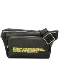 Calvin Klein 205W39nyc Gürteltasche mit Slogan - Grau