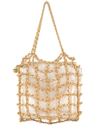 Chanel Pre-Owned 1995 Shopper - Gold