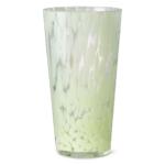 Ferm Living Casca Vase Fog green
