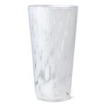 Ferm Living Casca Vase Milk