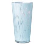 Ferm Living Casca Vase Pale Blue