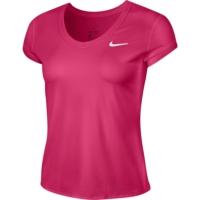 Nike W NKCT DRY TOP SS Tennisshirt Damen