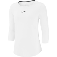 Nike W NKCT TOP 3QT Tennisshirt Damen