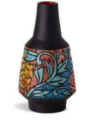 Nuove Forme 'Madras' Vase - Schwarz