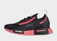 adidas Originals NMD_R1 Spectoo Schuh - Core Black / Hazy Rose / Grey Two - Damen, Core Black / Hazy Rose / Grey Two