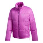 adidas Winterjacke Short Puffer, shock purple, 32