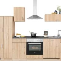 """wiho Küchen Küchenzeile """"Brilon"""", mit E-Geräten, Breite 310 cm"""