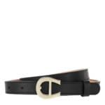 AIGNER Gürtel - Belt Black - in schwarz - für Damen