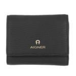 AIGNER Portemonnaie - Ivy Wallet Black - in schwarz - für Damen
