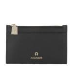 AIGNER Portemonnaie - Wallet Black - in schwarz - für Damen