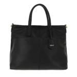 Abro Shopper - Shopper SIRA big black - in schwarz - für Damen