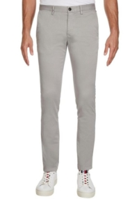 "TOMMY HILFIGER Chinohose ""BLEECKER TH FLEX SATIN CHINO GMD"""