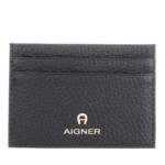 AIGNER Portemonnaie - Ivy Card Holder Black - in schwarz - für Damen