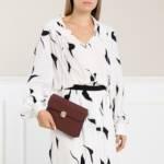 Aigner Clutches - Genoveva Handle Bag - in rot - für Damen
