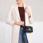 Aigner Crossbody Bags - Mini Bag Mina - in schwarz - für Damen