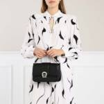 Aigner Satchel Bag - Verona Handle Bag - in schwarz - für Damen