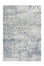 Arte Espina Outdoor-Teppich - Yoga 300 Dunkelblau / Elfenbein, 200cm x 290cm