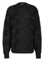 Balenciaga Pullover schwarz