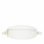 Celine Bauchtaschen - C Charm Belt Bag Quilted Leather - in weiß - für Damen
